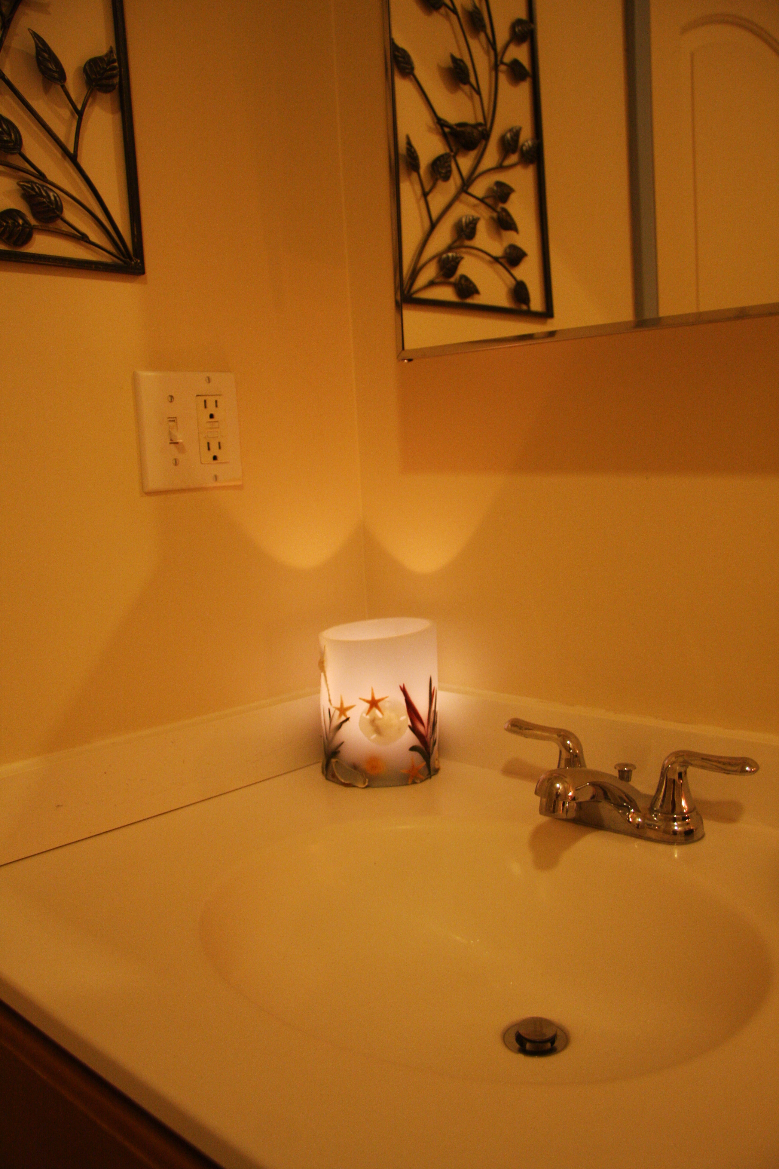 Fusion Candle Holder