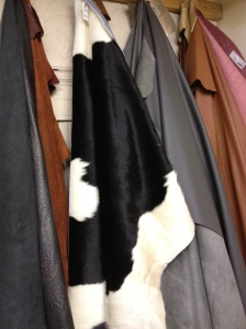 cow-hide