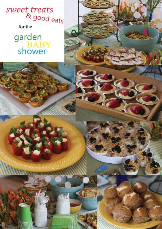 au jardin a garden themed baby shower la vie urbane